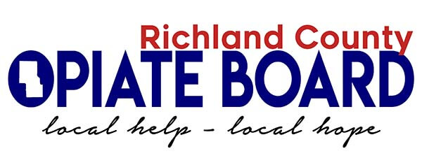 Richland County Opiate Board logo