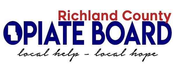 Richland County Opiate Board logo