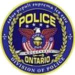 Ontario Police logo